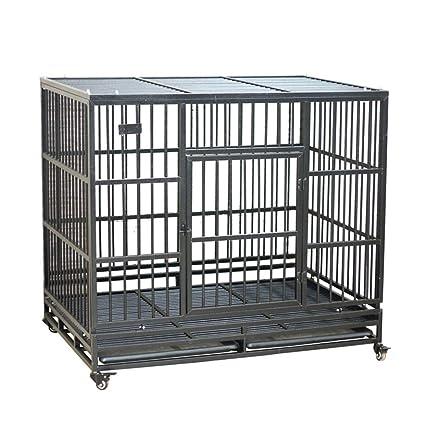 Casetas y cajas para perros Jaula para mascotas jaula para perros jaula para perros plegable jaula