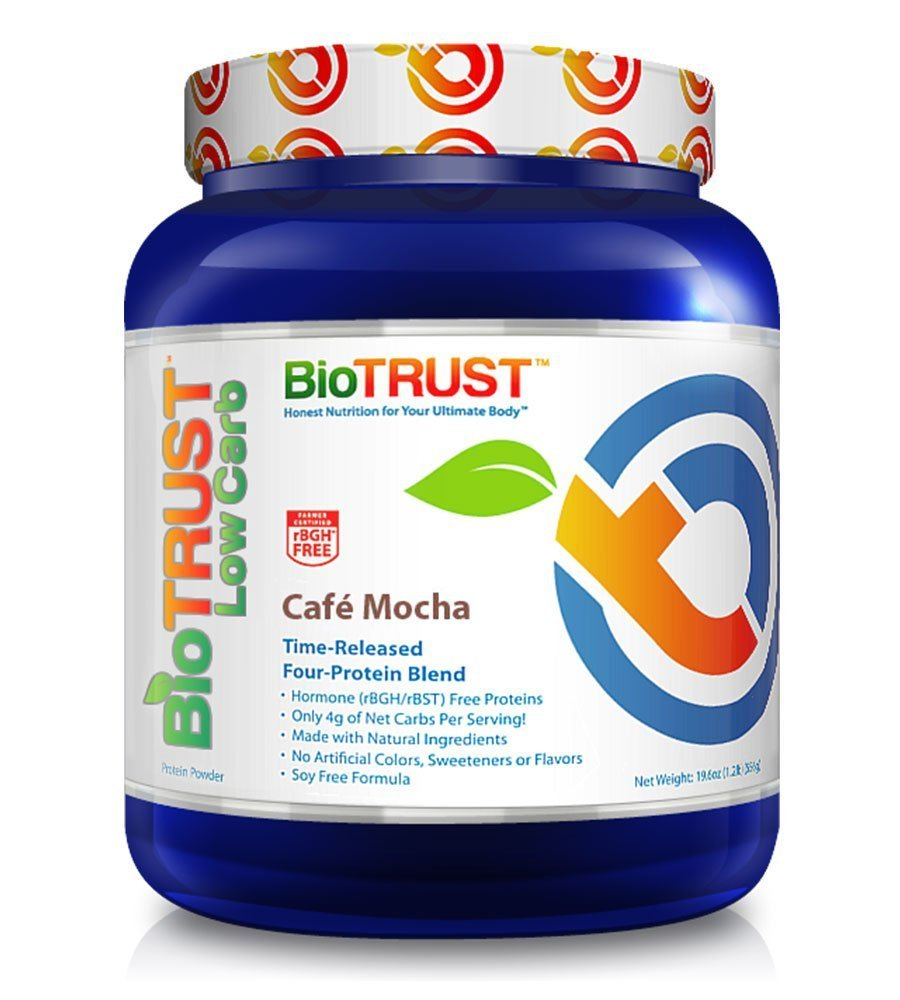 Amazon.com: BioTrust Low Carb Grass Fed Whey Protein Powder | Keto Meal Replacement Shakes | Non