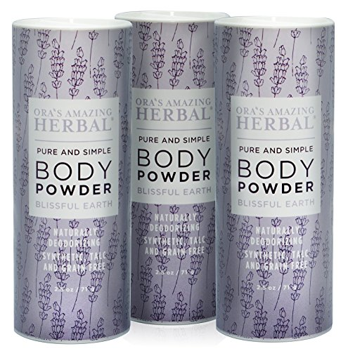 Natural-Body-Powder-Dusting-Powder-No-Talc-Corn-Grain-or-Gluten-Sweet-Love-Scent-Essential-Oils-Vanilla-Amber-Ylang-Ylang-and-Frankincense-non-GMO-Oras-Amazing-Herbal