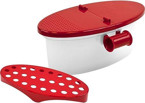 Amazon.com: Microondas Pasta boat- perfecto Pasta todo ...