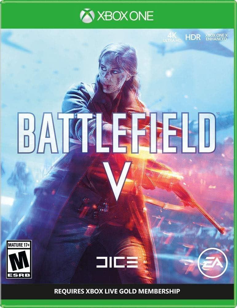 games showed one battlefield