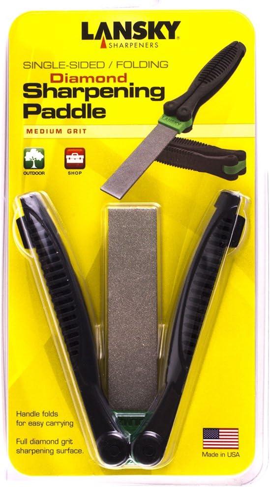Lansky FP-280 Folding Diamond Paddle Knife Sharpener