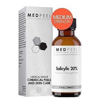 Amazon.com: Pelador de ácido salicílico – Pelador de cara ...