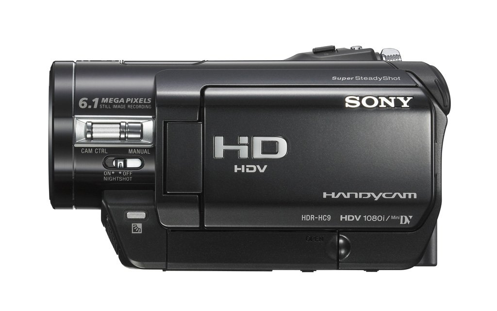 NEW DRIVERS: SONY HDR-HC9
