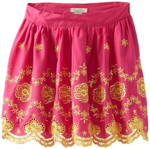 Lucky Brand Big Girls' Embroidered Skirt