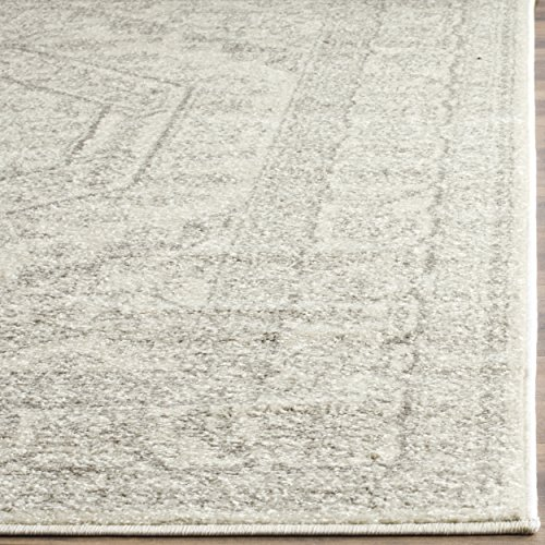 Buy safavieh rectangular area rug in ivory and red