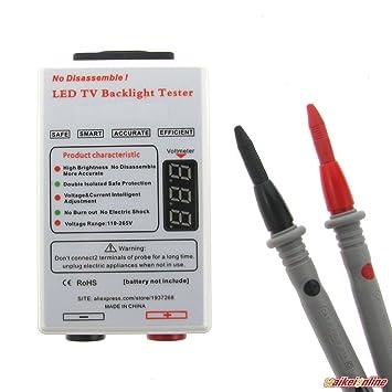 TD 0 - 300 V de salida todo el tamaño herramienta Medidor de ...