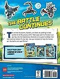 LEGO Legends of Chima: Scorpion Strike! (Sticker Storybook)