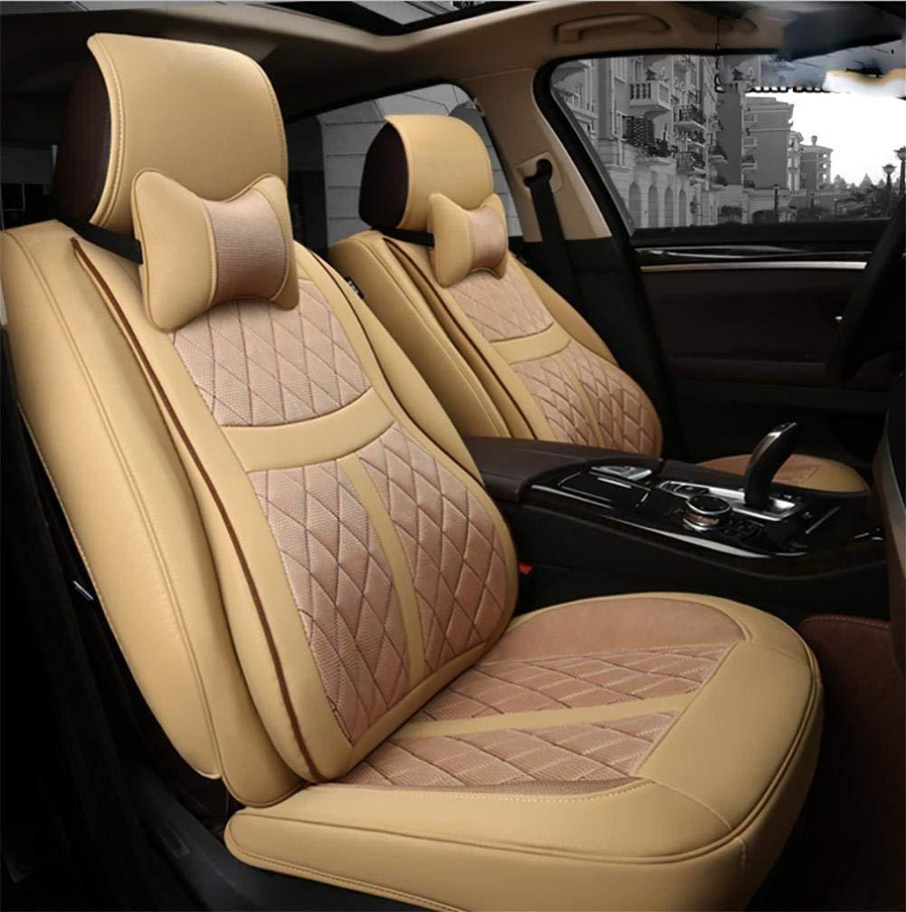 カーカーシートプロテクター用シートカバー 6Dエディションジェネラルカークッションセットファイバーデラックスエディション(9セット)ファイブジェネラルカークッションカバーフォーシーズンズユニバーサル4色選択 カーシートクッションカーシートマット (色 : #32)