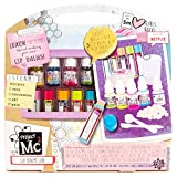 With the MC2 Create Your Own Lip Balm Lab, you can be the scientist you always wanted to be by making your very own lip balm! Create single or multi-layer lip balms in 4 different flavors. Decorate your lip balm tubes with science themed stic...