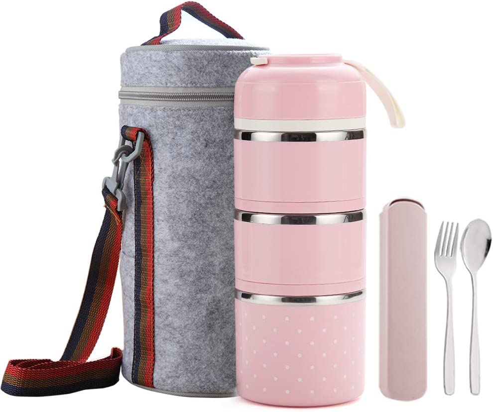 Bento box canister