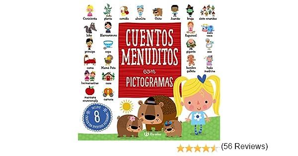 Cuentos menuditos con pictogramas Castellano - A PARTIR DE 3 AÑOS - CUENTOS - Cuentos cortos: Amazon.es: Varios Autores, Lynch, Stuart, Vivero Rodríguez, Roberto: Libros
