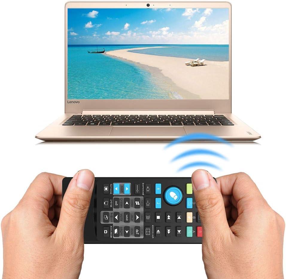 L060 hot Calvas 1pcs New USB Laptop PC Wireless Media Remote Control Mouse Keyboard Center Controller