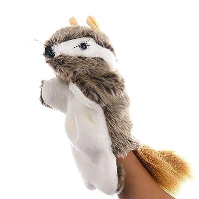 BUDIUK Marioneta Muñecos de Mano Conejo Muñeco de Peluche Juguetes de Peluche for niños Juego de Juguete Toy Story (Color : B): Hogar