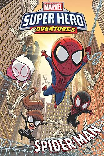 - Marvel Super Hero Adventures: Spider-Man