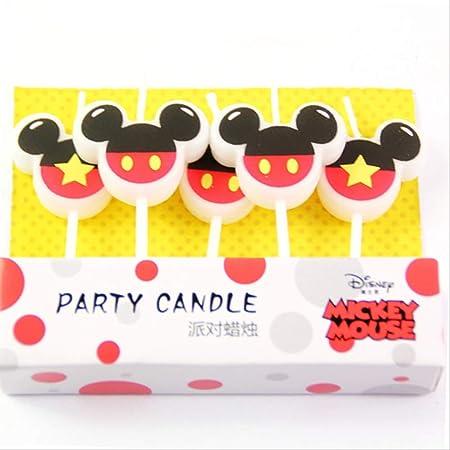 XYCC Party Mickey Mouse Theme Vajilla Niños Decoraciones de ...