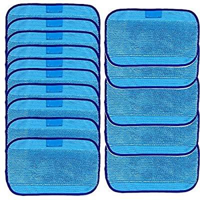 YJYdada Mopping Cloths 15 Wet For iRobot Braava 380 380t 320 Mint 4200 4205