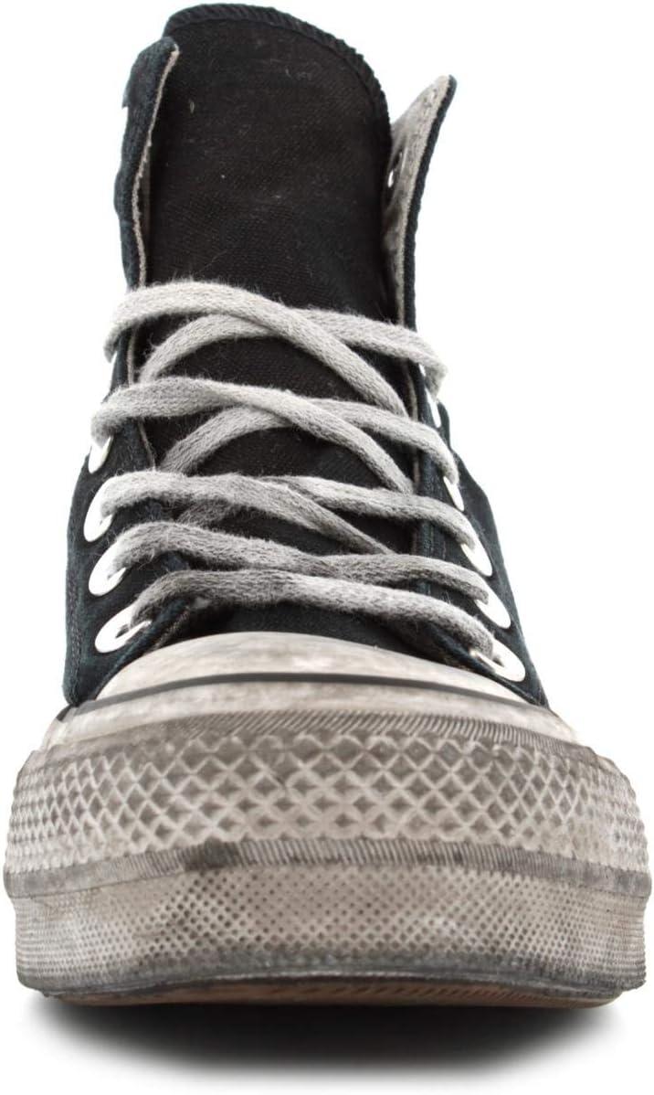 Converse Chuck Taylor All Stars Sneakers voor dames Zwart