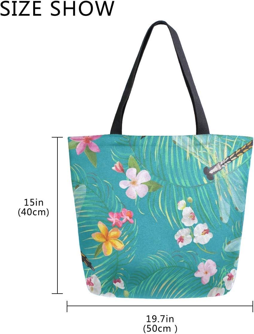 2xReusable Foldable Ladies Shopping Bag  Handbag Fold Away Bag 40cm×40cm
