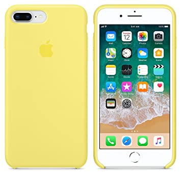 Funda para iPhone 7Plus/8Plus Carcasa Silicona Suave Colores del Caramelo con Superfino Pelusa Forro,Anti-rasguños Teléfono Caso para Apple iPhone ...