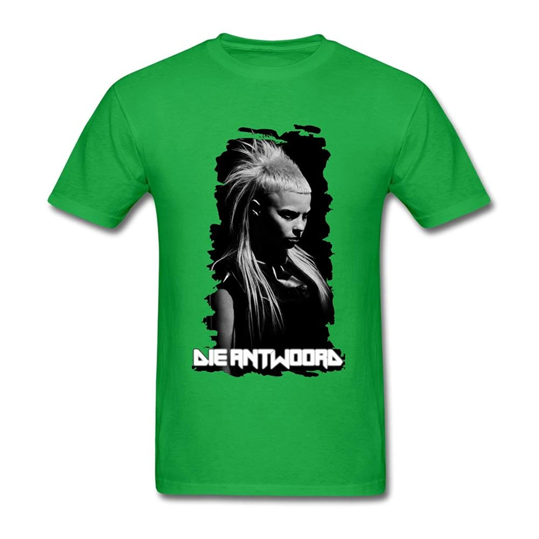 FQYPMC Man 100% Cotton Die Antwoord Tshirts