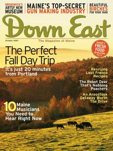 Down East - the Magazine of Maine: Amazon com: Magazines