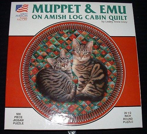 muppet quilt - 5
