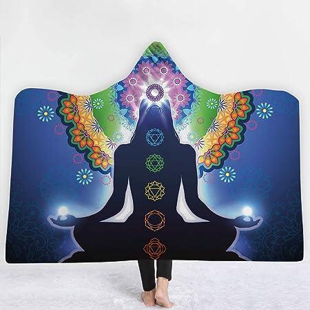 indio buda Chakra - Manta Techos Yoga Meditación Capucha ...