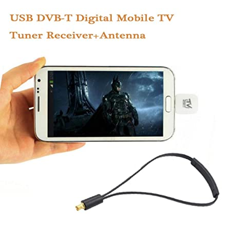 Review TV Tuner Micro USB