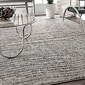 Amazon Com Nuloom Bdsm01a Contemporary Sherill Area Rug