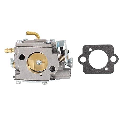 Amazon com: MOTOKU Carburetor Carb for Husqvarna 390XP 390