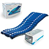 Colchón antiescaras con alternancias de celdas | Antillagas | Compresor incluido | Ortopédico | Peso máximo