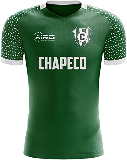 Airosportswear 2019-2020 Chapecoense Home Concept ...