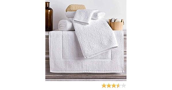 Toallas HOSTELERIA - Toallas Abecé. Calidad 100% algodón cardado de 450 gr/m². Lavabo: 50x100 cm: Amazon.es: Hogar