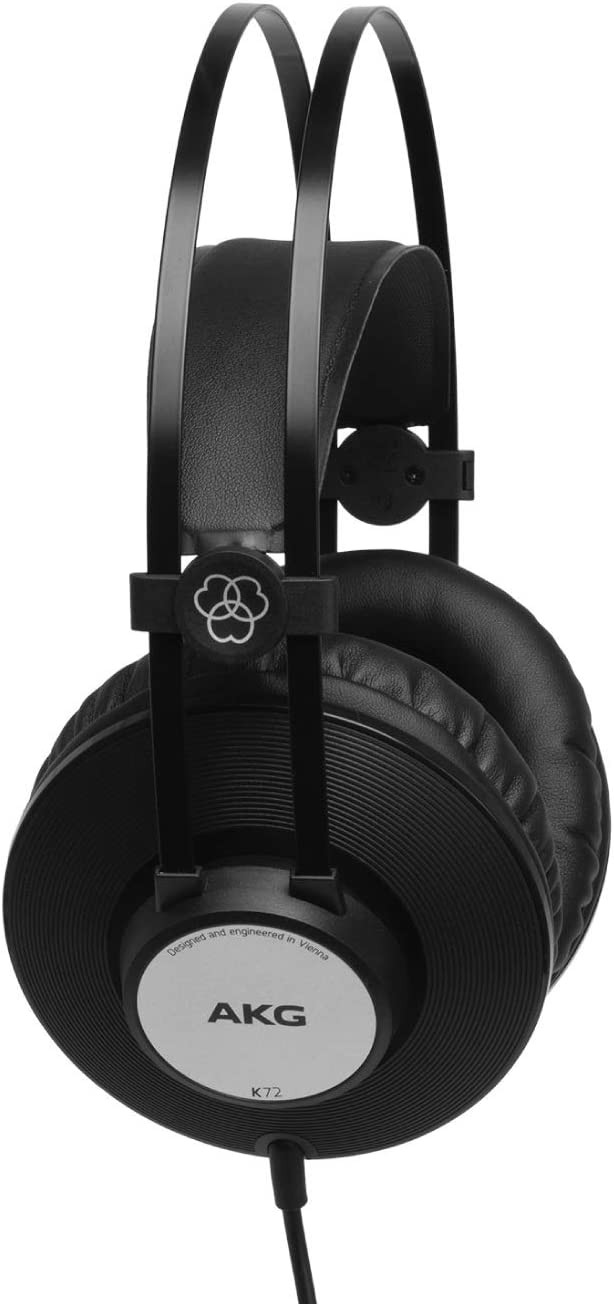 AKG Pro Audio K72 Over-Ear, Wired Headphone For Watching Tv