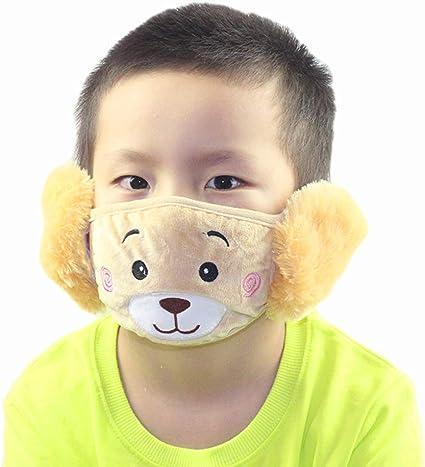 masque enfant anti virus