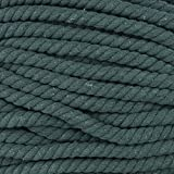 Natural Twisted Cotton Rope – Super Soft – Assorted Colors - 1/2 inch Diameter in Either 10, 25, 50, Or 100ft Lengths