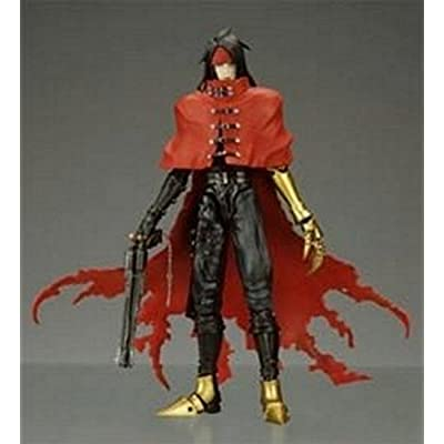 Diamond Comic Distributors Final Fantasy Advent Children Vincent Valentine Action Figure: Toys & Games [5Bkhe0201689]