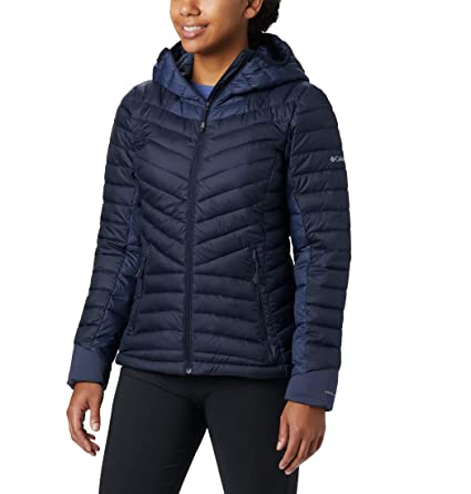 WINDGATES HOODED INSULATED JACKET Columbia Femme Doudoune à