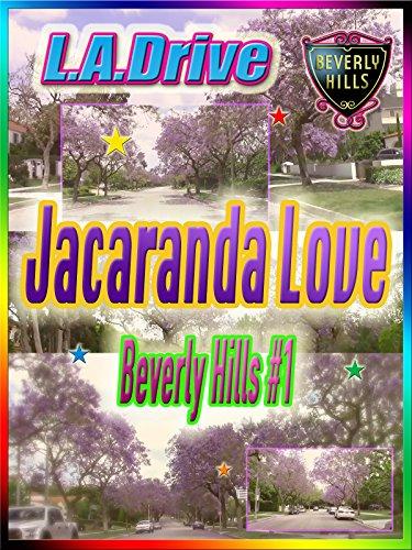 Clip: L.A. Drive Jacaranda Love Beverly Hills #1 (Trees Greenery)