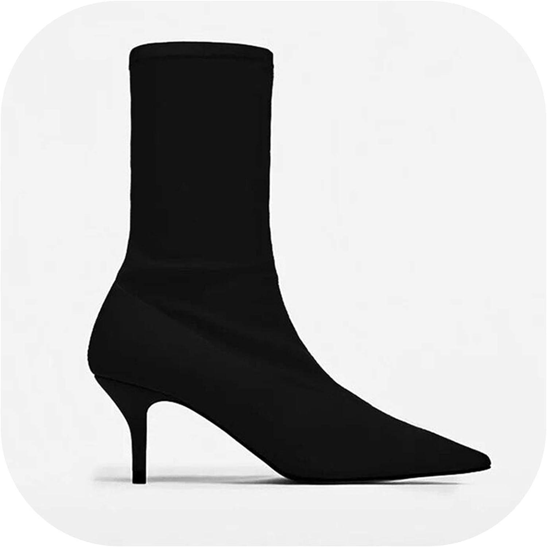 High Boots Women Shoes