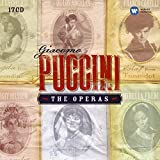 Puccini: The Operas (17 CDs)