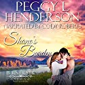 Shane's Burden: Burnt River Contemporary Western Romance, Book 1 Audiobook by Peggy L. Henderson, Burnt River Narrated by Cody Roberts