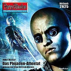 Das Plejaden-Attentat (Perry Rhodan 2625)
