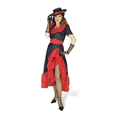 Kleid rot beinschlitz