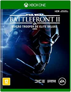 Star Wars Battlefront 2 - Edição Trooper de Elite Delux - Xbox One