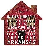 Fan Creations NCAA Arkansas Razorbacks Unisex
