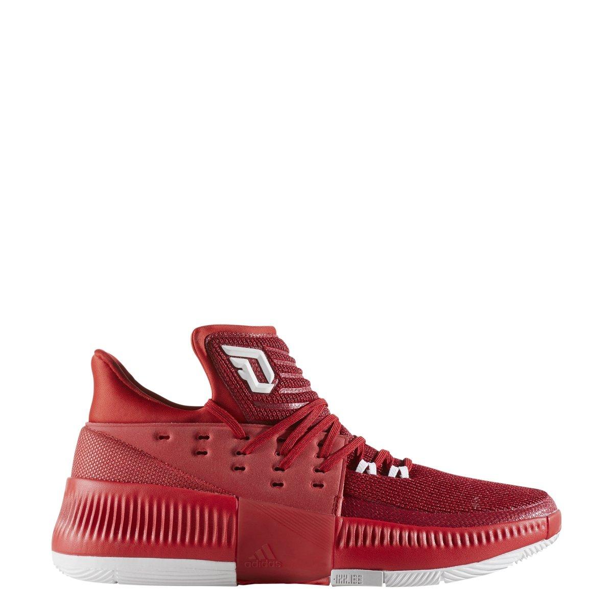 adidas uomini d lillard 3 basket scarpa b075457m9t d (m) us