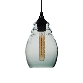 Amazon casamotion minihandblown casamotion minihandblownhanging light mini pendant mozeypictures Images