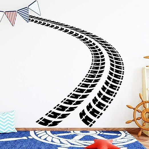 yaonuli Custom Train Track Autoadhesivo Papel Pintado de Vinilo ...